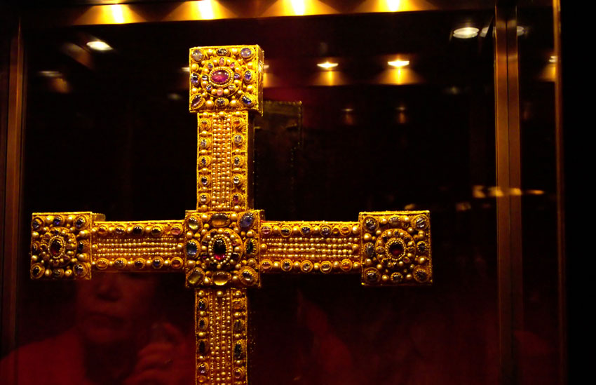 The Gold Cross