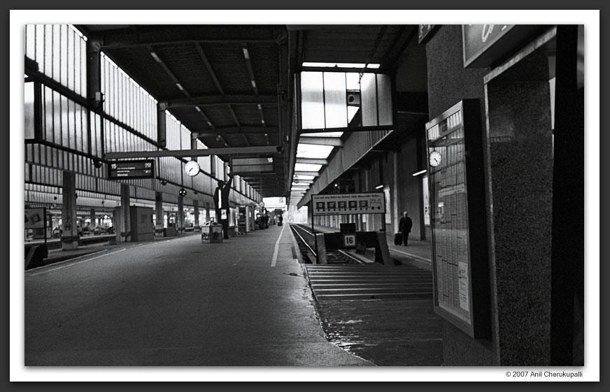 Platform No.16
