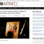 Blouin Artinfo Magazine